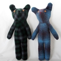 Eanid dressing gown bears
