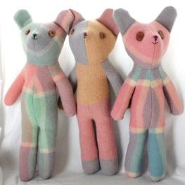 Eanid pastel bears