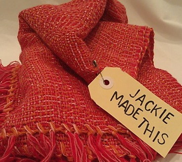 Jackie Made This Rachel Scarf
