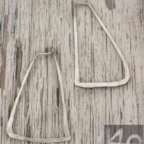 Triangulation Earrings 3 WM