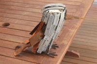 Rusty Sculpture Kooka