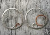 Circulation Earrings 7 WM
