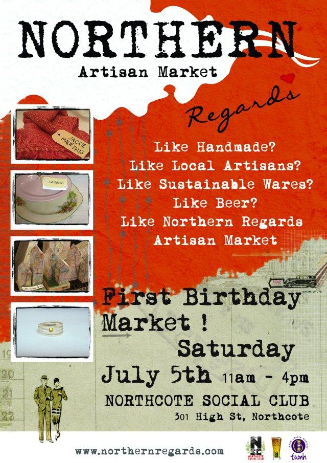 NorthernRegards Market July 5th 2014