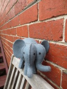 Make it Wednesday's conjoined elephant twins