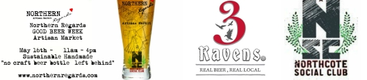 NR Good Beer Week header banner