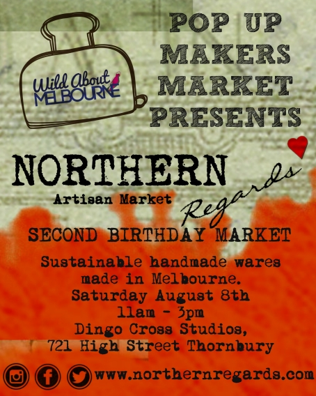 WAM Pop Up Northern Regards August 8th 2015